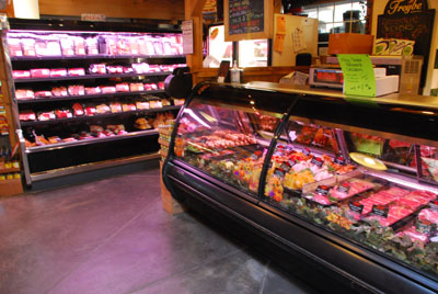 Proper Lighting is the key to an appetizing and merchandising display